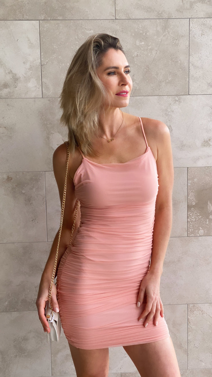 27406d-live-curated-ruched-mesh-dress-blush-dress