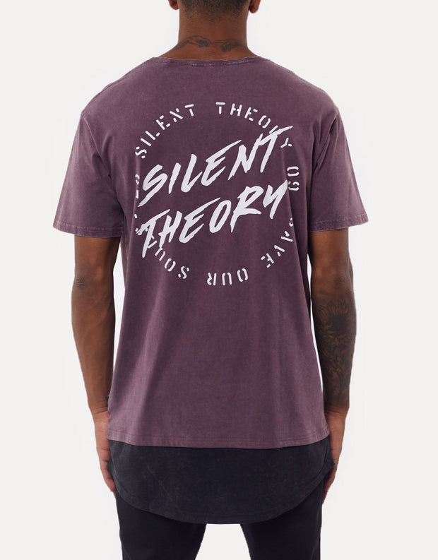 1-4074020.GRP-Grape-Tee-Scratched-layered-Silent-theory-Live-clothing