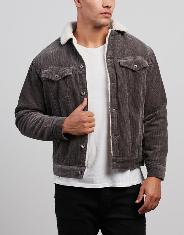 1-4074047.CHAR-Charcoal-Jacket-Shook-cord-sherpa-Silent-theory-Live-clothing