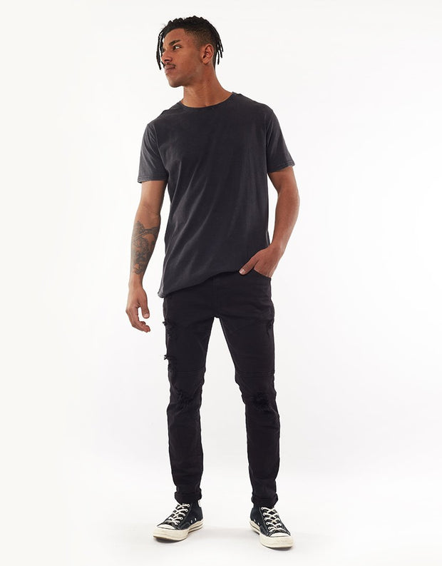 Soho Slim Jean - Black