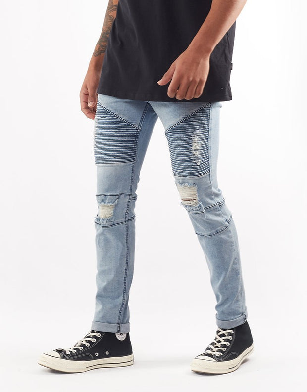 1-4090400.BLU-Vintage-blue-Jean-Strung-out-biker-Silent-theory-Live-clothing