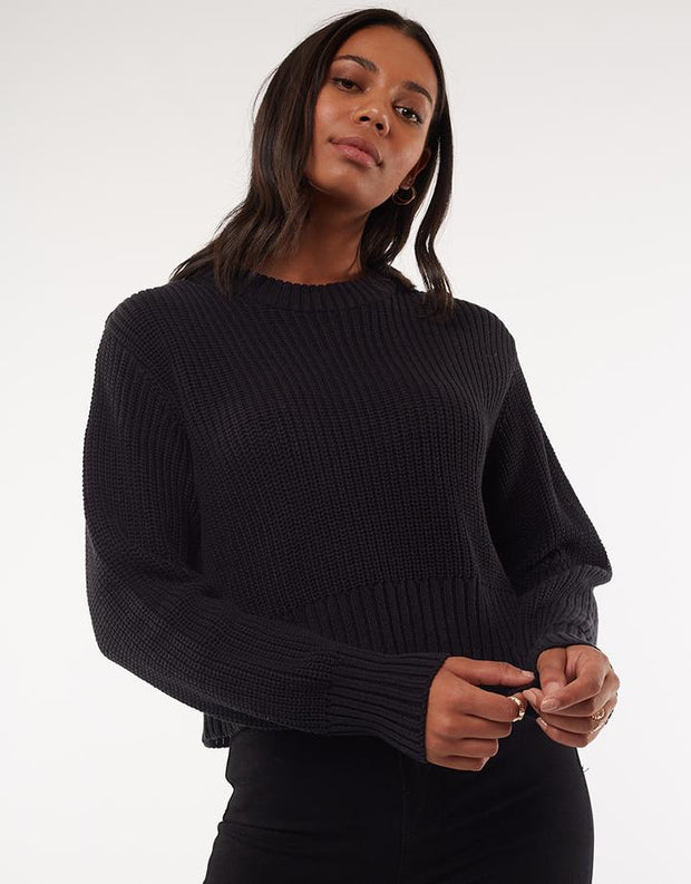 1-6456122.BLK-Black-Knit-Original-All-about-eve-Live-clothing