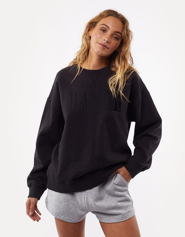 1-6473030.BLK-Black-Sweater-Old-favourite-crew-All-about-eve-Live-clothing