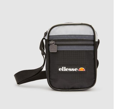 1-SAGA1583-Black-Bag-Brekko-small-item-Ellesse-Live-clothing