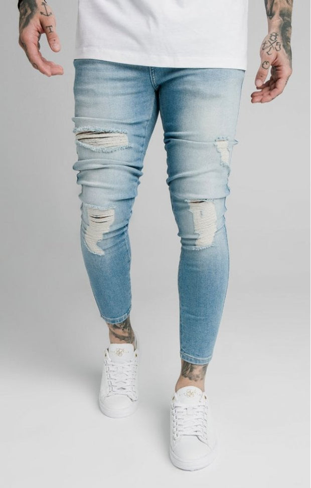 1-SS-19353-Light-wash-Jean-Skinny-distressed-Siksilk-Live-clothing