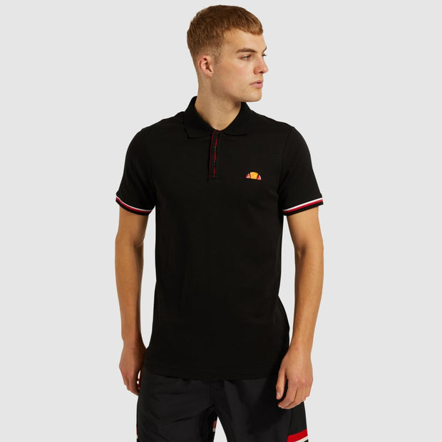 1-SXG09866-Black-Shirt-Match-polo-Ellesse-Live-clothing