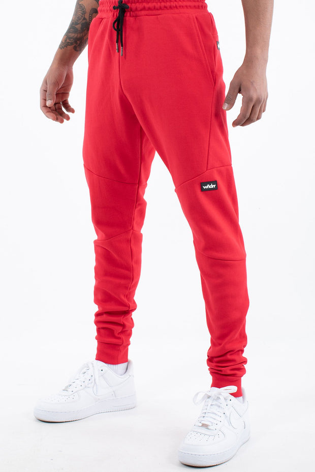 1-W21CI018RED-Red-Trackpant-Hoxton-v2-tech-Wndrr-Live-clothing