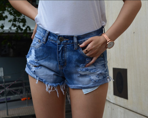 1-W60142-Blue-Short-Cheeky-denim-distressed-Live-curated-Live-clothing