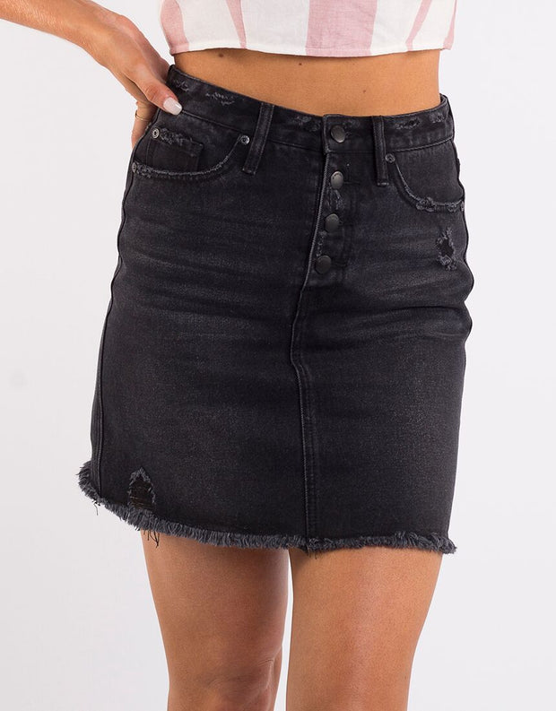 Darcie Denim Skirt