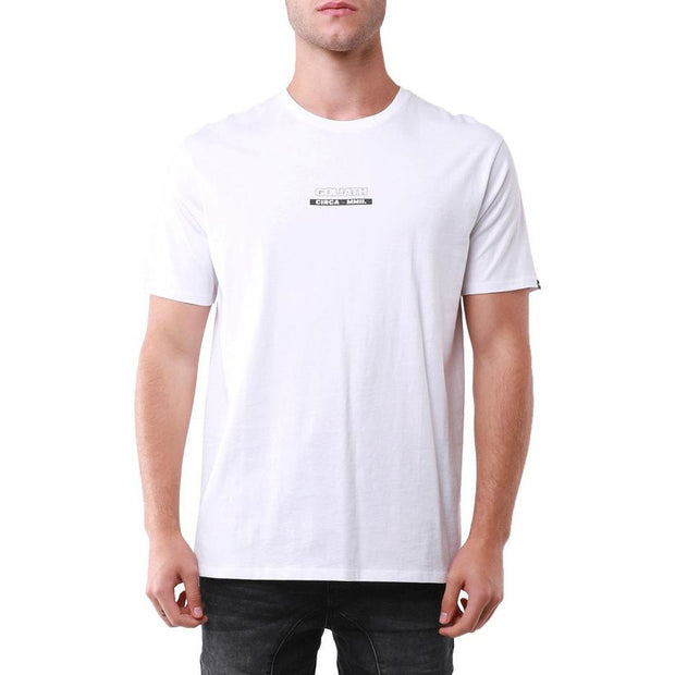 Abacot Tee - White