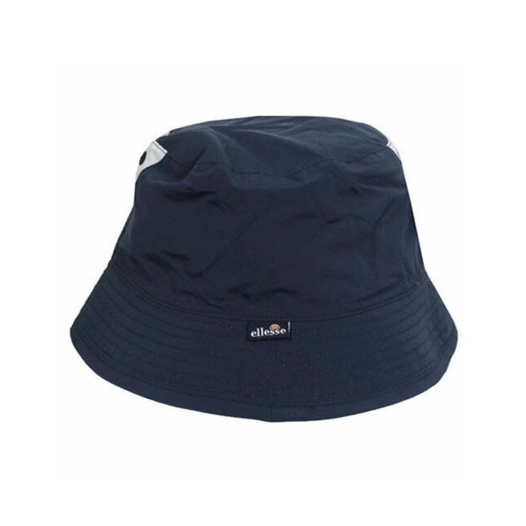 Carlo Reversible Bucket Hat - Navy and Sky Blue
