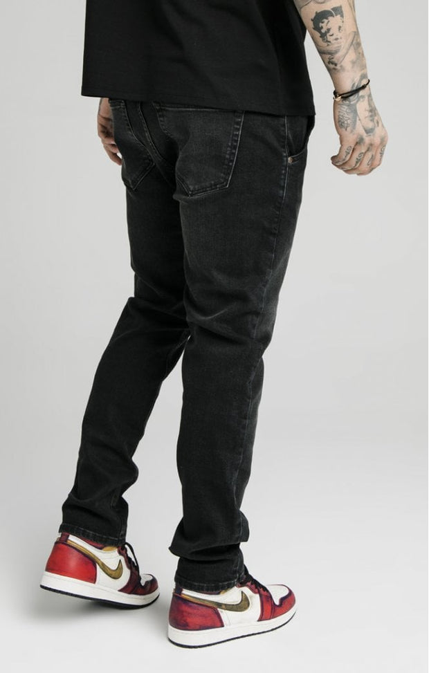 Straight Cut Recycled Denim
