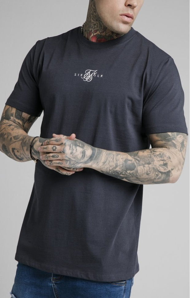 1-SS-18082-Navy-Tee-Basic-core-Siksilk-Live-clothing