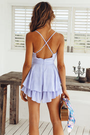 Sundays Best Playsuit Lilac