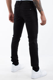 Rumour Slim Fit Jean - Black