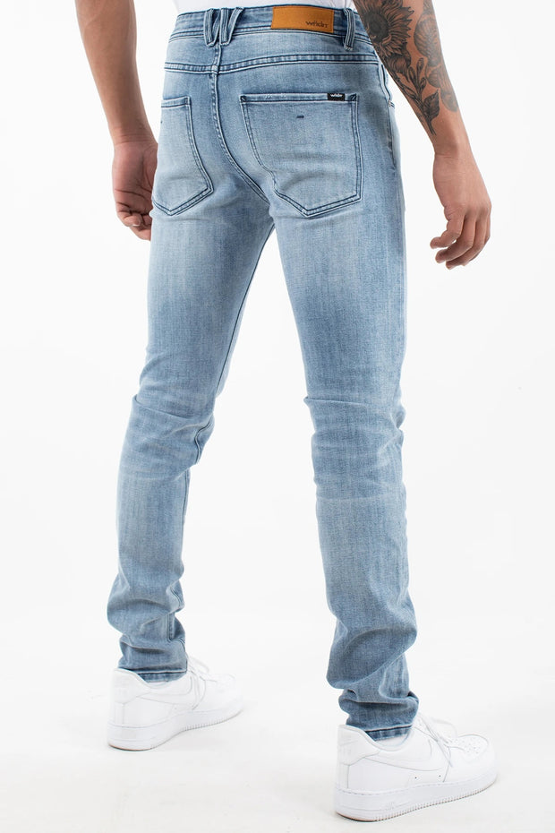 Rumour Slim Fit Jean - Ocean Blue