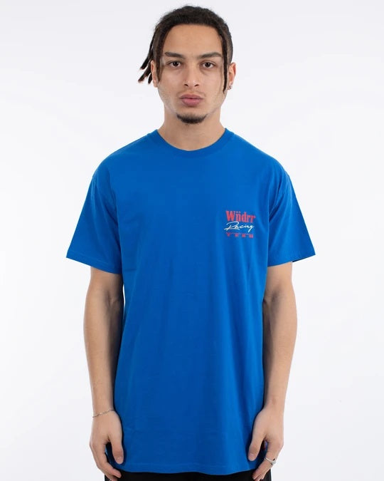 Pit Lane Custom Fit Tee - Royal Blue