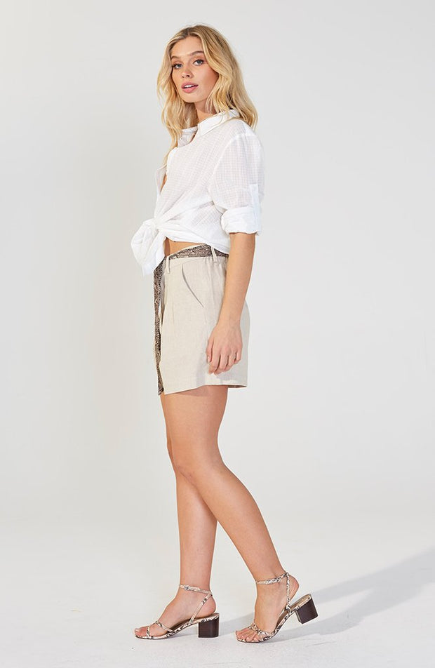 Other Side Trouser Shorts