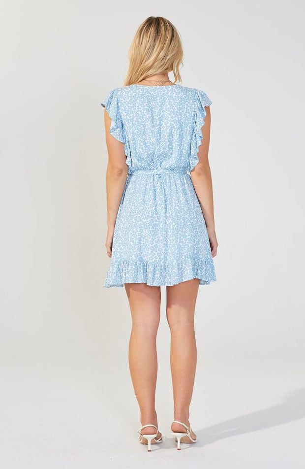 Summer Fields Mini Dress
