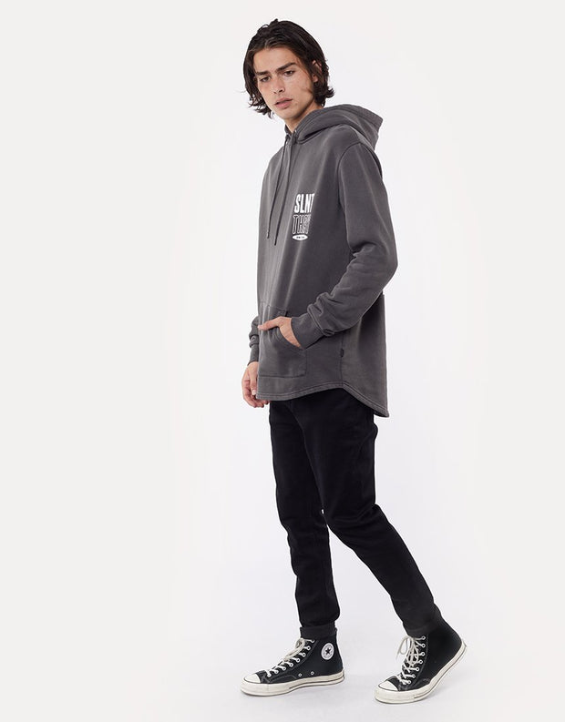 Central Hoody Coal