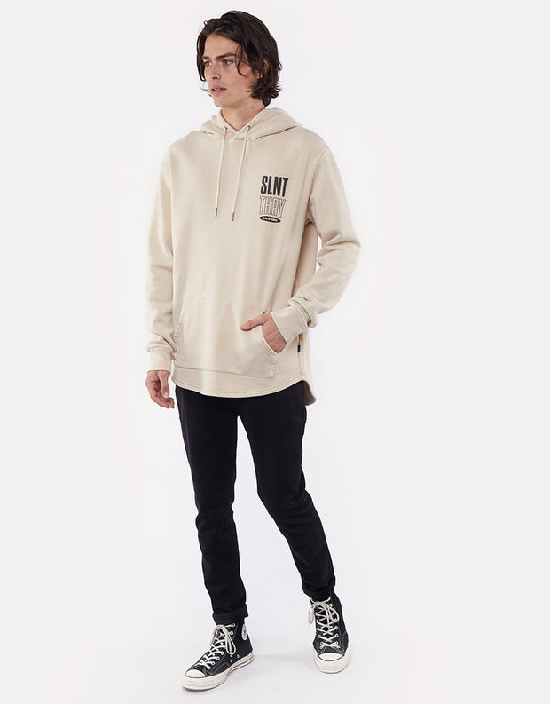 Central Hoody - Tan