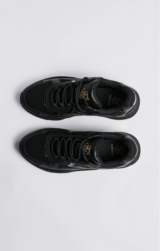 Orbit Black Sneaker