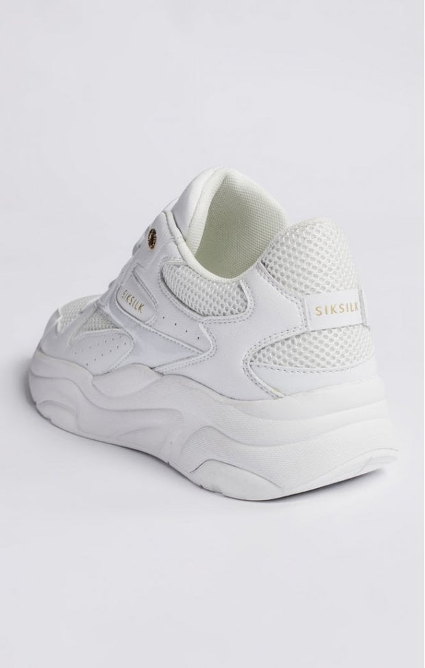 Orbit White Sneaker