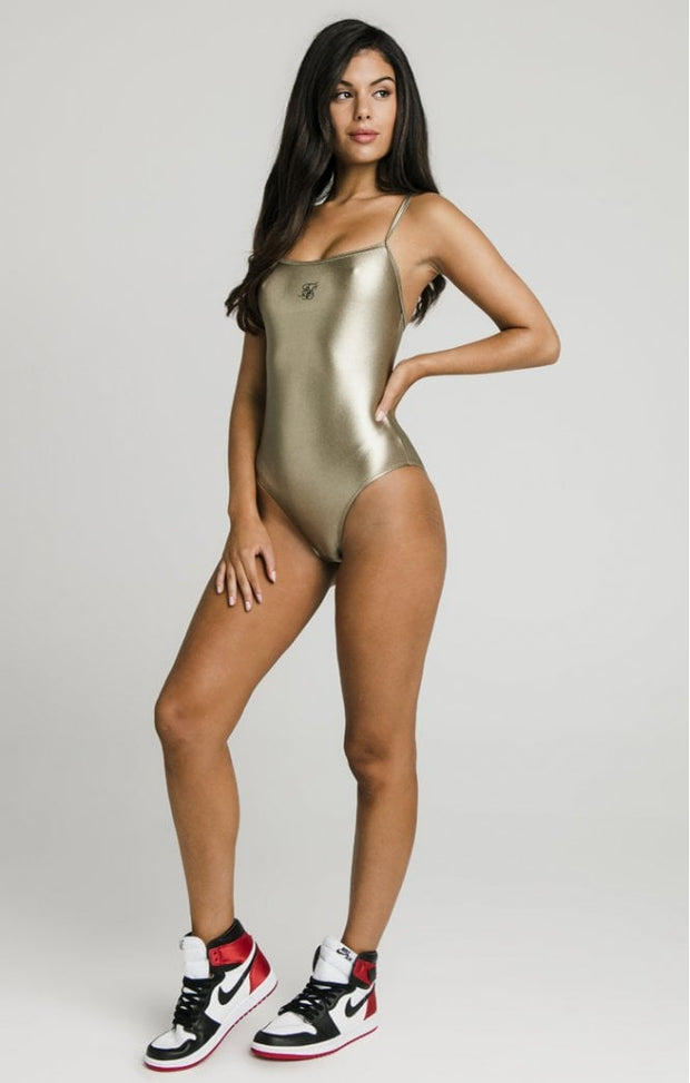 Metalic Bodysuit