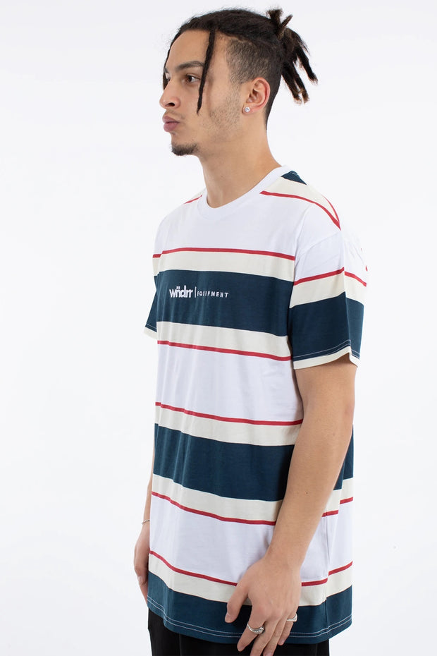 Elliott Stripe Custom Fit Tee