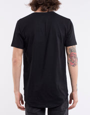 Acid Tail Tee Black (r)