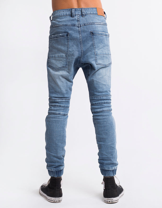 Outlaw Motely Blue Pant (r)