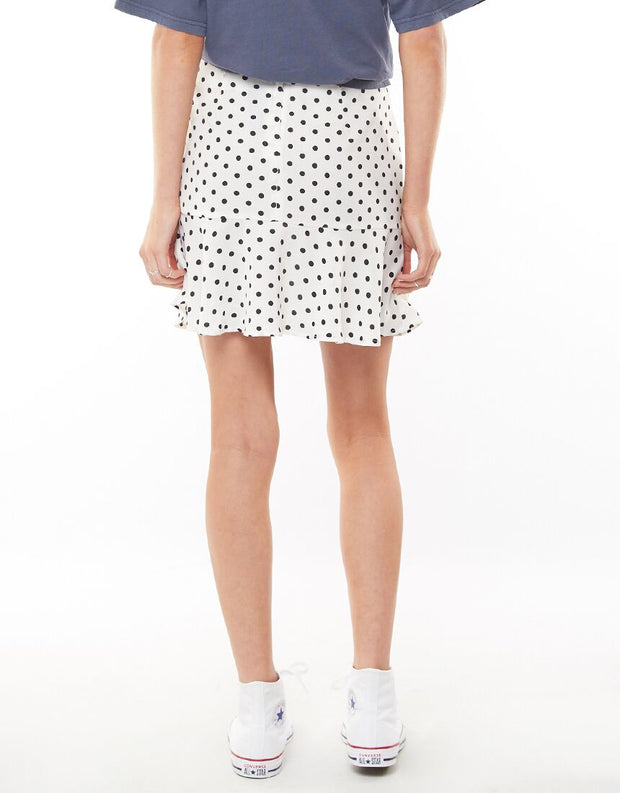 Polka Dot Elsa Skirt