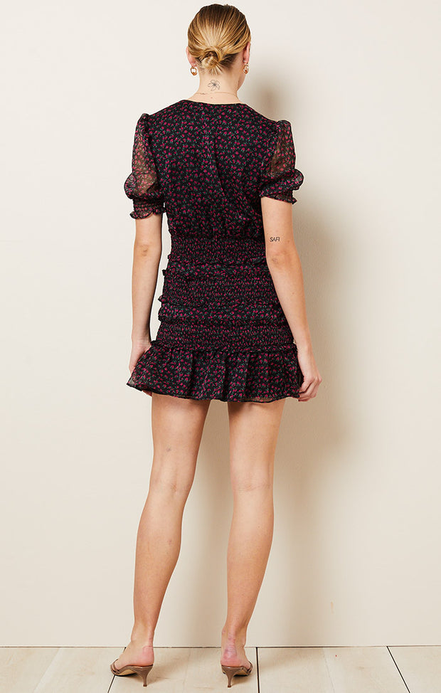 Behati S/s Mini Dress