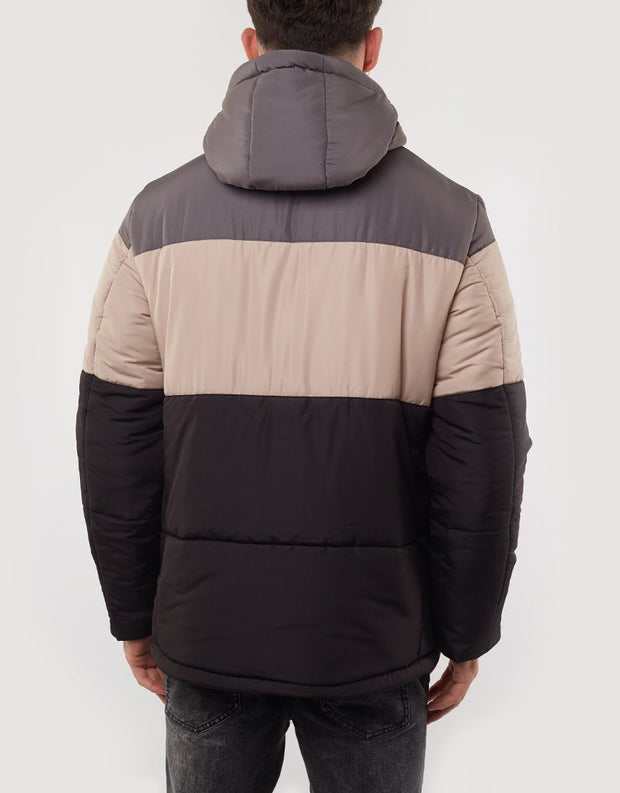 Toronto Hooded Jacket