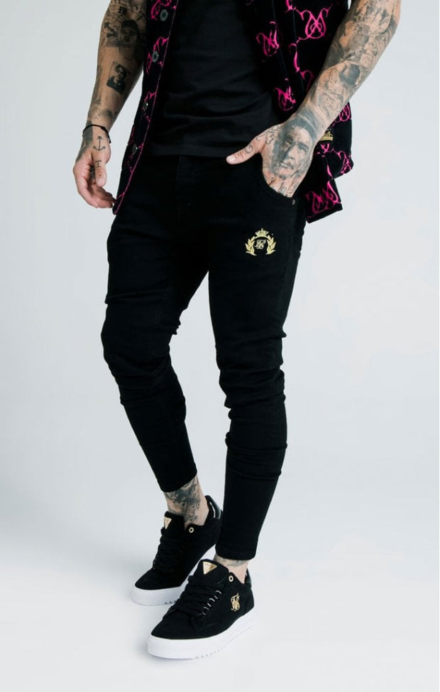 Dani Alves Low Rise Prestige Denims