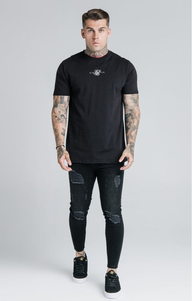 Ss Basic Core Tee Black