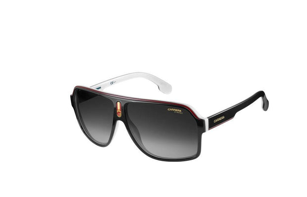 1-Carrera 1001s 80s 62 9o-Black-white-Sunglasses-Carrera-1001-s-Carrera-Live-clothing