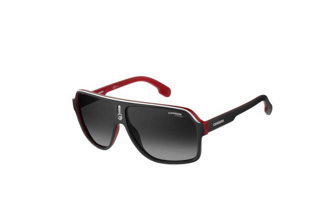 1-Carrera 1001s Blx 62 M9-Black-red-Sunglasses-Carrera-1001-s-Carrera-Live-clothing