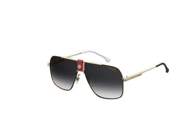 1-Carrera 1018s Y11 63 9o-Gold-black-red-Sunglasses-Carrera-1018-s-Carrera-Live-clothing