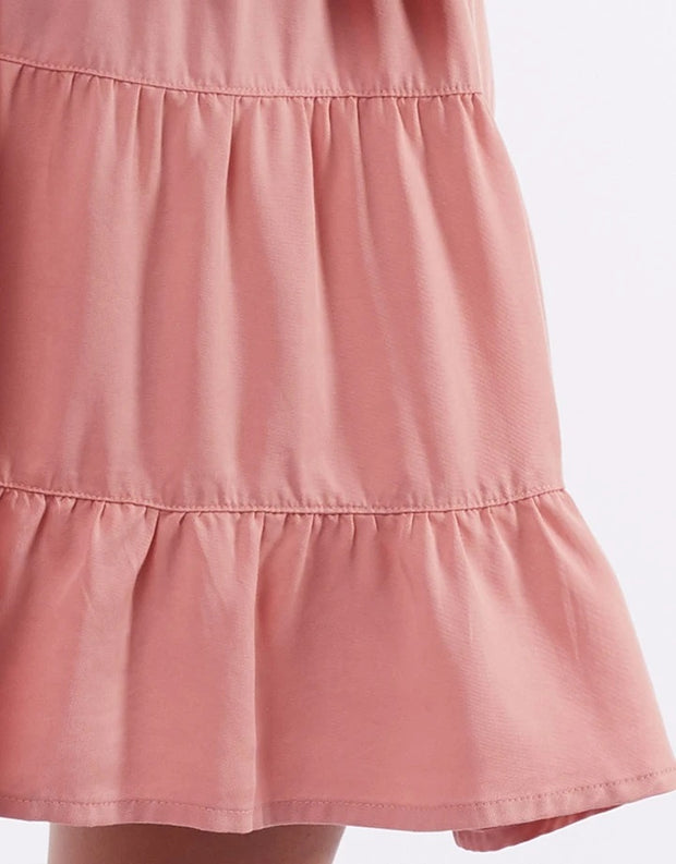 Byron Dress - Peach