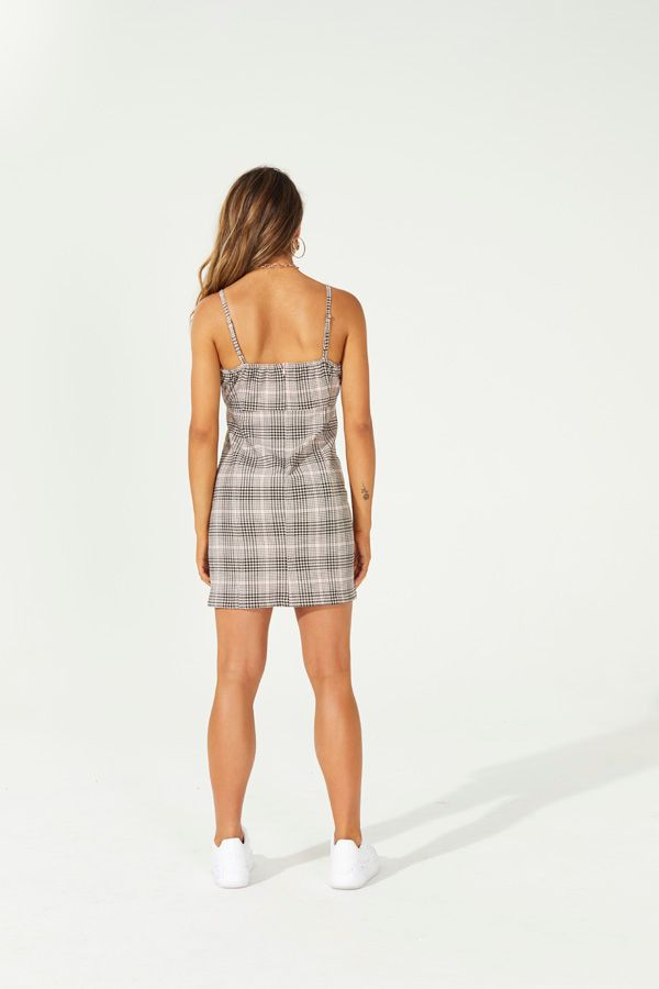 Pace Yourself Mini Dress