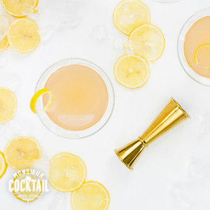 Monsieur Cocktail Lime Elixir Recipes