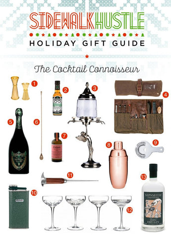 SIDEWALK HUSTLE: HOLIDAY GIFT GUIDE