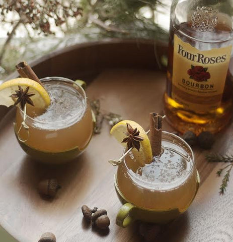 SHE DOES THE CITY: GINGER TEA HOT TODDIES, THE ULTIMATE CURE-ALL