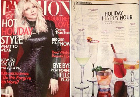 FASHION MAGAZINE: HOLIDAY HAPPY HOUR