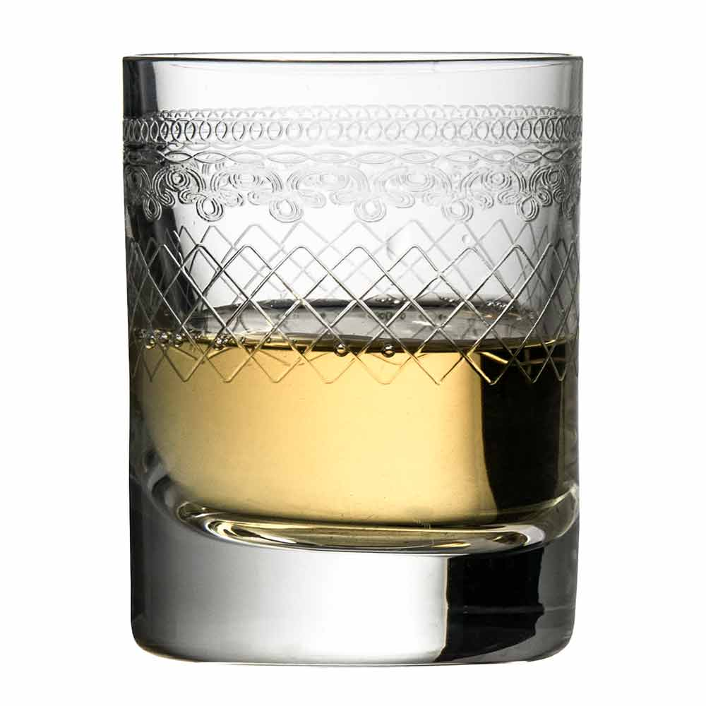 Retro 1910 Shot Glass