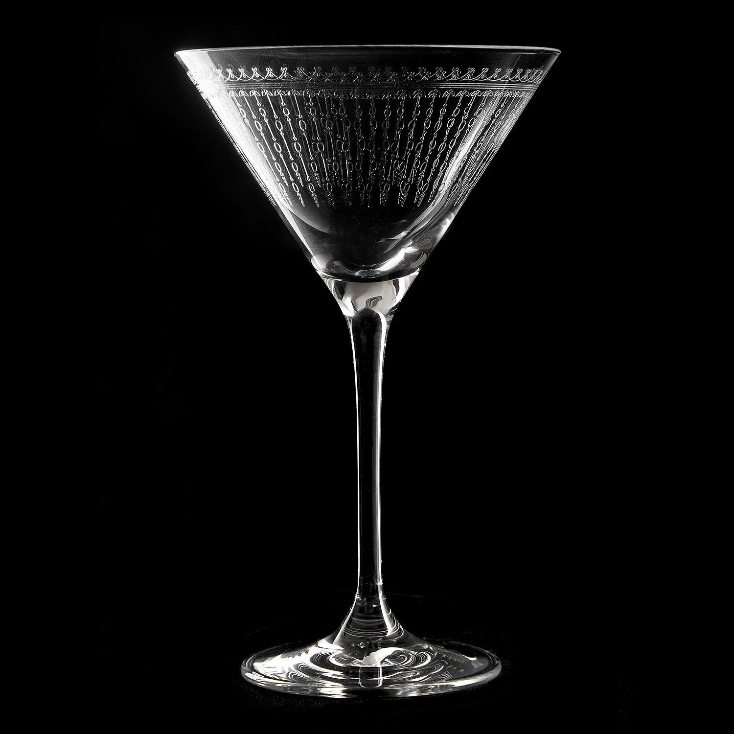 1920 Retro Martini Glass