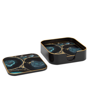 Savoy Agate Coasters