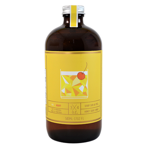 3/4 oz. Maison Honey Sour Syrup