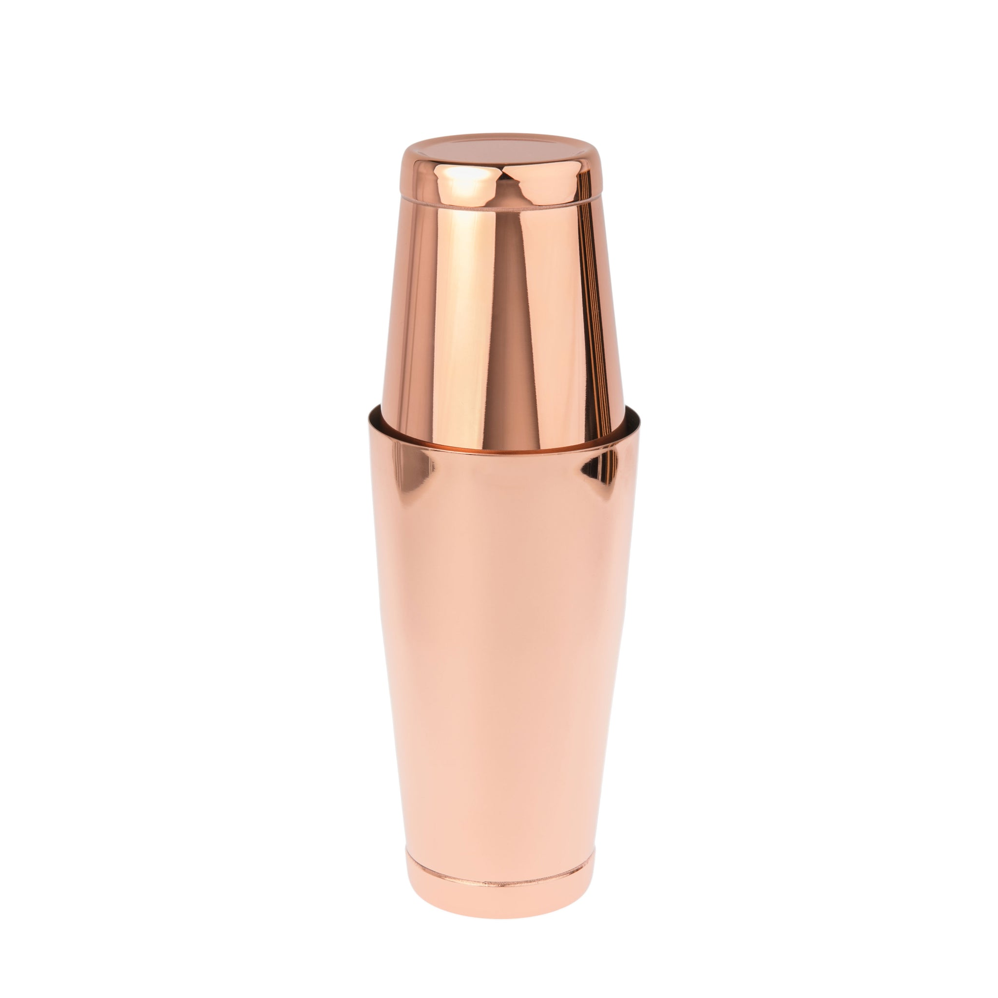 Cocktail Emporium Professional Copper Boston Shaker